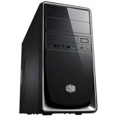 Obudowa komputerowa Cooler Master Elite 344, czarna ze srebrnym wykończeniem