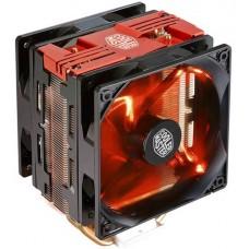 Chłodzenie powietrzne Cooler Master Hyper 212 LED Turbo Red Top Cover