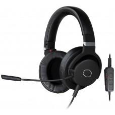 Słuchawki nauszne Cooler Master MH752 7.1 z mikrofonem, czarne