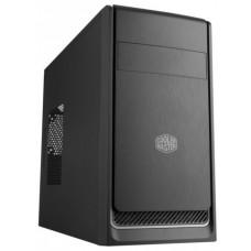 Obudowa komputerowa Cooler Master MasterBox E300L, czarna ze srebrnym wykończeniem
