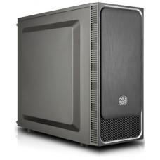 Obudowa komputerowa Cooler Master MasterBox E500L, czarna ze srebrnym wykończeniem