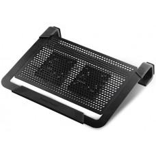 Chłodzenie notebooka Cooler Master NotePal U2 Plus, czarne