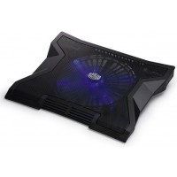 Chłodzenie notebooka Cooler Master Notepal XL, LED, czarne