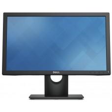 """Dell E1916H, 18,5"""", TN, 1366x768, DisplayPort, D-Sub, czarny, 3 lata gwarancji"""