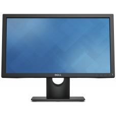 """Dell E2016HV, 19,5"""", TN, 1600x900, D-Sub, czarny, 3 lata gwarancji"""