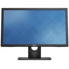 """Dell E2216H, 21,5"""", TN, Full-HD, 1920x1080, DisplayPort, D-Sub, czarny, 3 lata gwarancji"""
