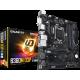 Gigabyte B360M D3P, LGA1151, B360, DualDDR4-2666, SATA3, M.2, USB 3.1, DVI, mATX