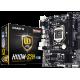 Gigabyte GA-H110M-S2H, LGA1151, H110, DualDDR4-2133, SATA3, USB 3.0, D-Sub, DVI, HDMI, mATX