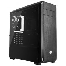 Obudowa komputerowa Genesis Titan 660 Plus, czarna, okno, regulacja obrotów