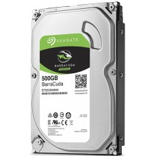 "Dysk Seagate BarraCuda, 3.5"", 500GB, SATA/600, 7200RPM, 32MB cache"